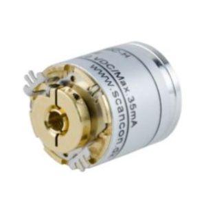 SCH16F - Micro codeur incrémental 26 mm axe creux -ID503
