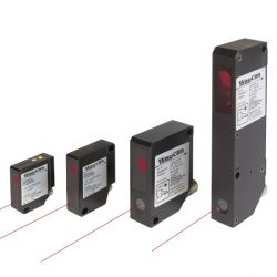LAS-TM - Spot Laser sensor, very compact design -ID523