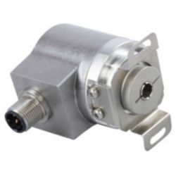 UCD - absolute multiturn encoder 42 mm, analog current, hollow shaft ø 12mm -ID563