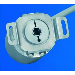 MCD - 24 bits mutiturn SSI, diameter 36 mm, hollow shaft ø 6 mm - ID104
