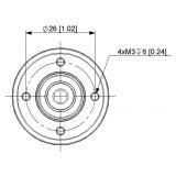 UCD-S101G-1212-R060-CAW - Codeur VICAtronic ID363