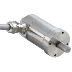 HEAVY Duty encoder, 24 bits multiturn, SSI Gray, diameter 42 mm, shaft ø 10 mm - ID289