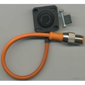 QR30 - Angular sensor measuring range 360° -ID125