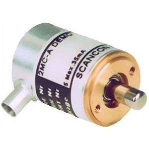2MCA - 5000 ppr, diameter 16 mm, shaft ø 4 mm -ID174