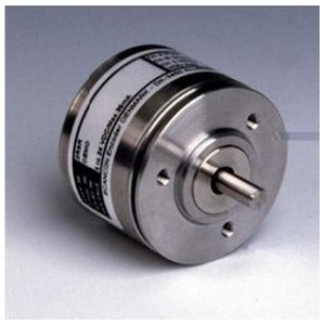 2RSR - 720 ppr, size 50 mm, Stainless steel, shaft ø 10 mm -ID179