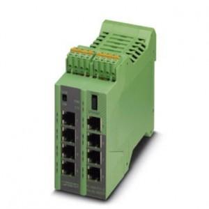 Ethernet hub FL HUB 8TX-ZF - ID213