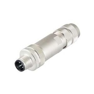 Connector M12 5 pin, male, BINDER - ID263