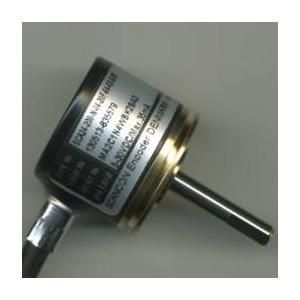 SCA24 - 2500 ppr, diameter 24 mm, shaft ø 4 x 20 mm with flat -ID284