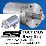 MCD - 25 bits multiturn SSI ø 42 mm, Heavy Duty, shaft ø 10 mm - ID286