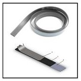 B2 - Magnetic tape, pole length 2 mm -ID307