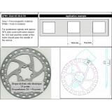 QFMH Capteur incrémental à effet Hall portée 3 mm