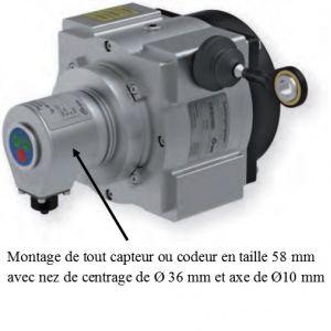 SL3002 Capteur à câble longueur 2 m FSG -ID336