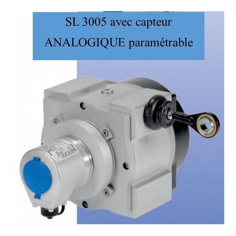 SL3005 -Draw wire sensor measuring length up to 5 m