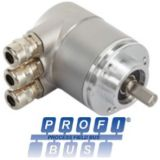 OCD - 12 bits singleturn Profibus DP, diameter 58 mm, shaft ø 10 mm - ID337