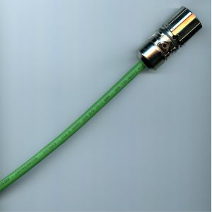 Cable 10 m + Connector M23 12 pin female -ID343