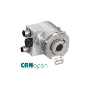 OCD - 16 bits singleturn CANopen Heavy Duty, diameter 58 mm, shaft ø 10 mm - ID288