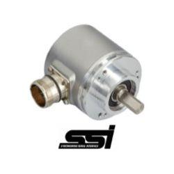 OCD - 25 bits multiturn SSI, flange 58 mm, shaft ø 10 mm - ID241