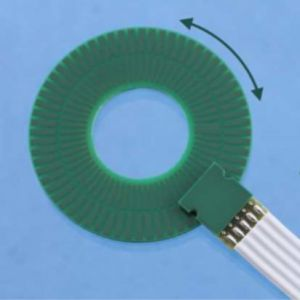 ID1101C - Dual channel Rotary encoder kit - ID299