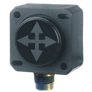 QG40N - Inclinomètre 2 axes X et Y, précision 0.2°, sortie NPN -ID454