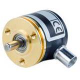 SCA24 - 200 ppr, diameter 24 mm, shaft ø 4 x 20 mm with flat -ID234