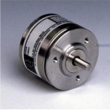 2RSR - 12500 ppr, size 50 mm, Stainless steel, shaft ø 6 mm -ID52