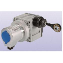 Set - Draw wire sensor SL3002 + 4-20mA sensor MR1023 - ID483