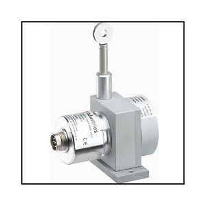 CD50 - Capteur à câble sortie analogique, portée 1250 mm -ID354