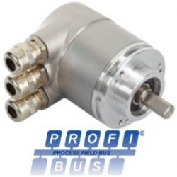 OCD - 12 bits Monotour, liaison PROFIBUS®, taille 58x112 mm - ID 337