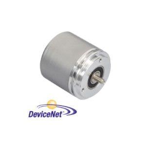 OCD - 24 bits multiturn DeviceNet, diameter 58 mm, shaft ø 10 mm - ID184
