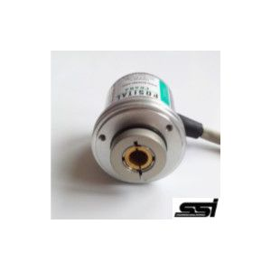 UCD - 16x12 bits multiturn SSI, diameter 42 mm, hollow shaft ø 12 mm - ID382