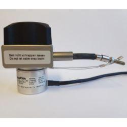 SX50 - Capteur à câble étendue de mesure 1250 mm, digital output -ID467