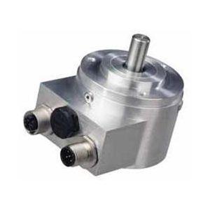 OCD - 24 bits multiturn CANopen Heavy Duty, diameter 58 mm, shaft ø 10 mm - ID472